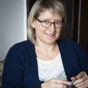 Strickberaterin Kathrin Limmer
