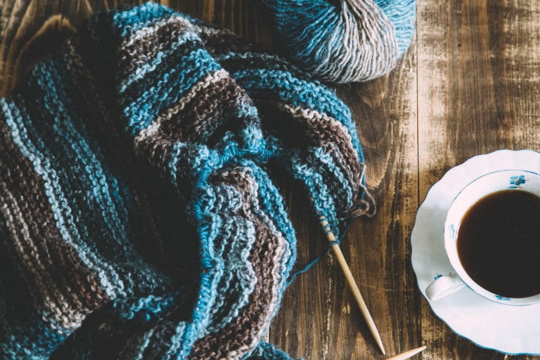 Strickcafé - Wolle und Kaffee